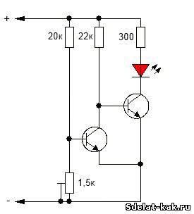 Индикатор разряда аккумулятора своими руками